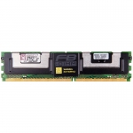 Модуль памяти Kingston 1024Mb DDR2 PC5300 667MHz ECC Fully Buffered Retail