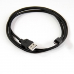 Кабель USB2.0 Am-->micro-B 5P <1м> ,TV-COM