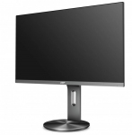 "МОНИТОР 27"" AOC I2790PQU Gray с поворотом экрана (IPS, 1920x1080, 4 ms, 178°/178°, 250 cd/m, 20M:1, +HDMI, +DisplayPort, +MM, +4xUSB3.0)"
