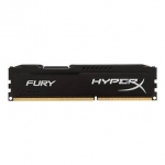 Модуль памяти Kingston 8GB 1866МГц DDR3 CL10 DIMM HyperX FURY Black