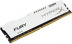 Модуль памяти Kingston 8GB 3466МГц DDR4 CL19 DIMM 1R*8 HyperX FURY White