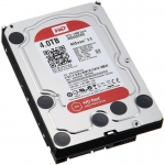 "Жесткий диск 4 TB WD Red WD40EFRX 3,5"", SATA3, 5400 RPM"
