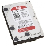"Жесткий диск 3 TB WD Red WD30EFRX 3,5"", SATA3, 5400 RPM"