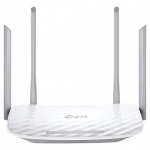 Маршрутизатор TP-LINK Archer A5, 5x100 Мбит, Wi-Fi 2,4+5 ГГц 802.11ac, 300+867 Мбит
