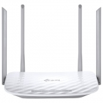 Маршрутизатор TP-LINK Archer C50 (RU), 5x1 Гбит, USB 2.0, Wi-Fi 2,4+5 ГГц 802.11ac 300+867 Мбит, Archer C50(RU)