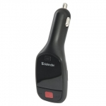 FM-трансмиттер DEFENDER RT-Tone, USB 2.0, SD, Micro SD, черный, 68007